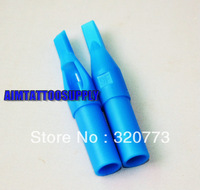 Tattoo Tips Plastic Tattoo Needle Tip Blue 9F supply