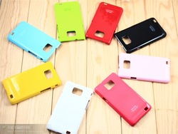 For Samsung Galaxy S2 i9100 SGP case, 7 colors available, 10pcs a lot, free shipping(China (Mainland))
