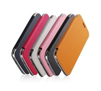 New Arrival!! Original High Quality Leather Cover For ZOPO Leader ZP900 ZP900S ZP910 with Leather case cover as Gift