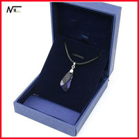 Free Shipping MT13040371 Color White Crystal Necklace Pendant