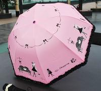 Free Shipping 2014 Mushroom Umbrellas For Rain Sale