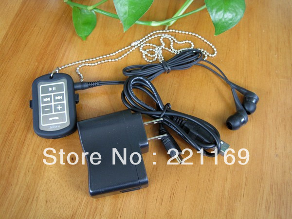 Wireless Bluetooth Headset Headphone BT3030 BT-3030 Necklace Design for Mobile phone 20pcs DHL Free Shipping(China (Mainland))