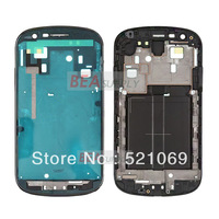 OEM AT&T Samsung Galaxy Express i437 Middle Housing Mid Plate Frame Chassis LCD Holder Black