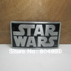 Starwar belt buckle with pewter finish FP-03086 suitable for 4cm wideth belt with continous stock(China (Mainland))