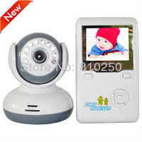 "2.4""TFT Wireless Digital Baby Monitor IR Video Talk one Camera Night Vision video/Baby Monitor Free shipping"