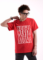 Des for tr o youll never premier league liverpool walk alone short-sleeve T-shirt dsw252