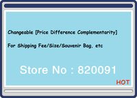 ADDITIONAL PAYMENT ON YOUR ORDER FOR ANY SPECIAL DESIRE-SHIPPING REQUIREMENTS/SIZE NEEDS/SOUVENIR BAG-TIMESAVING FOR CUSTOMERS