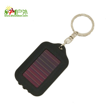 Charge flashlight money detector outdoor keychain led small flashlight strong light