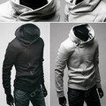 Assassin's Creed III 3 Desmond Miles Hoodie Jacket Top Coat Cosplay Costume 2C(China (Mainland))