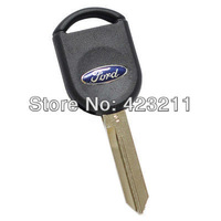 Uncut Blade Key Shell Case For Ford Mustang Escape Edge Focus