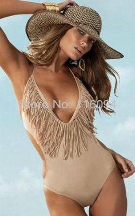 Free Shipping~~ Lovely One Piece Skin Color Summertime Shaper Swimwear Hot Swimwear Wholesale(China (Mainland))