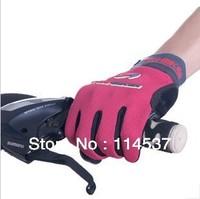 Free Shipping Pro-biker Long finger / Bike Length gloves / Rding sport Long-finger Bicycle full finger gloves