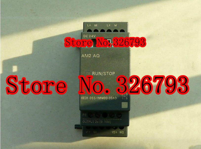 Hot sale! Wholesale New Original SIEMENS LOGO PLC expansion module 6ED1 055-1MD00-0BA0/6ED1055-1MD00-0BA0/6ED1-055-1MD00-0BA0(China (Mainland))