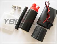 Aeromotive 11142 - 340 Stealth Fuel Pump (Offset Inlet, Inline), High Flow High Horse power 340lph intank fuel pump
