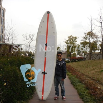 10ft inflatable standing up surfboards sup paddle board 76cm wide