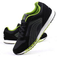 Spring fashion running shoes breathable casual male sport shoes thermal all-match female shoes network