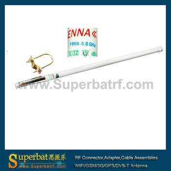 5.8GHz 15dbi outdoor antenna N female Omni WIFI