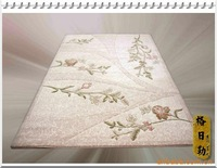 Pure wool carpet handmade three-dimensional cut flowers living room coffee table seclusion1 carpet 150cm x 200cm