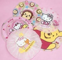 Free Shipping 10pcs/lot  2013 eco-friendly shower cartoon shower cap