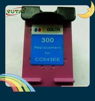 Free shipping CC643EE Compatible Printer Ink Cartridges for hp300 Deskjet D2563 Printer,HP Deskjet F4283  F2493  F4213  F4275