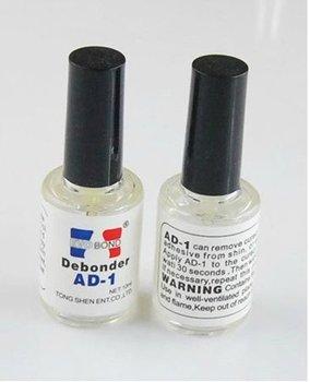 hot sellingFree shipping 10x best false eyelashes glue fake eyelash Adhesive glue Nail Polish Remove extension lash - Liquid Deb