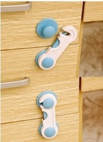 Min Order $15(mixed order)  door lock child safety lock baby refrigerator lock safety lock  4330