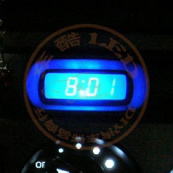 Lancer led console clock backlight instrument lamp indicator lamp car refires 1