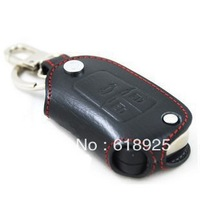 Chevrolet Chevy Cruze Head layer calf leather Key chain Key Rings car accessories for cruze free shipping