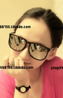 Global Glasses 1 pcs Free shipping Designer Sunglasses Silvery Mirror Sunglasses Mens Womens Glasses lady gaga glasses