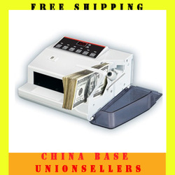 Free shipping V70 Mini Portable Handy Bill Cash Money All Currency Counter Counting Machine can detect counterfeit(China (Mainland))