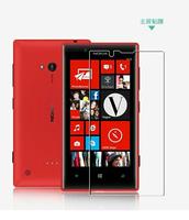 Original Genuine Nillkin High-Level CRYSTAL Clear Screen Protector,ANTI-GLARE Matte Film Guard for Nokia Lumia 720 Mobile Phone