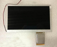 7 inch Original LCD screen LCD display LCD panel for BenQ R71 Tablet PC MID free shipping
