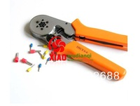 HSC8 6-6 Mini Self-Adjustable Crimping Plier AWG 24-10 Capacity 0.25-6 mm free shipping
