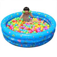 Yingtai 130 ball pool child paddling pool baby swimming pool ocean ball pool wave ball toy 300 ball