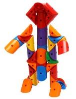 Baby educational toys child assembling toys plastic building blocks gift