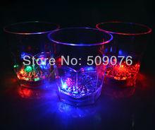 popular flashing light cups