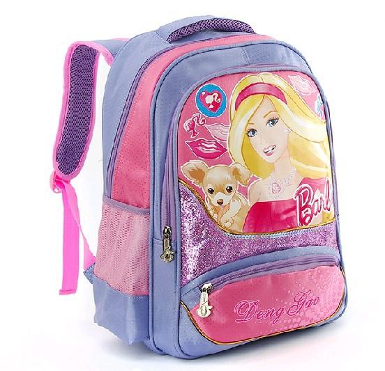 2013 Hot School Bags Cartoon Book Bag Elementary Students Backpack