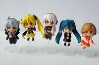 NEW Vocaloid Miku Hatsune Rin Len set of 5pcs Figures G2