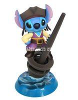 New Toy Lilo & stitch Pirates of the Caribbean figure