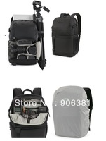 Original Lowepro DSLR Video pack 350 AW 350AW Photo Camera Backpack Bag A07AAAQ001