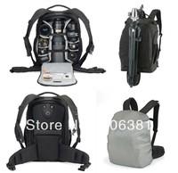 Lowepro Flipside 500 Black Digital SLR Camera Backpack Camera Bag A07AAAK002