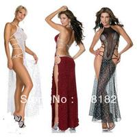 New Free shipping  Sexy women  dress halloween costumes sexy club dress HS976