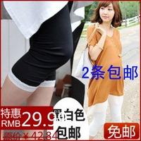 2013 summer maternity legging 100% cotton fashion adjustable maternity capris