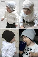 Classic chromophous cold cap hat bonnet parent-child