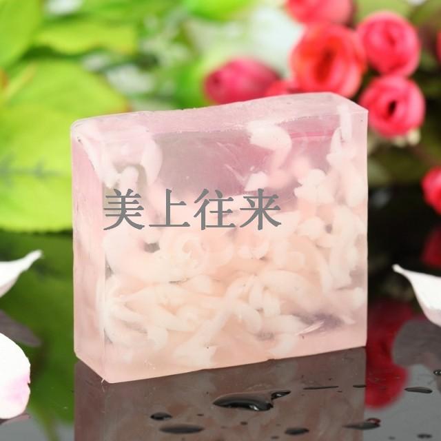 Chamomile essential oil soap bath soap chamomile handmade soap handmade soap G04(China (Mainland))