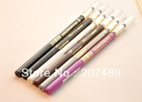 6 color option Make Up Cosmetic Eyeliner automatic Pencil  waterproof Eyeliner Pencil Beauty Tool wholesale