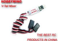 10pcs/lot Free Shipping Hobbywing rc airplane V Tail Mixer (wholesale)