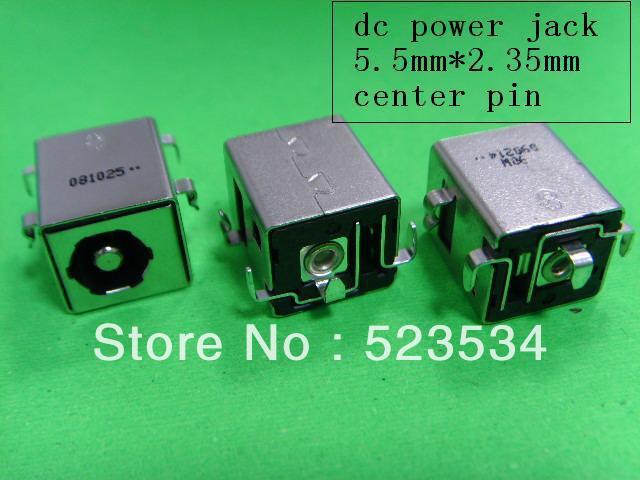 Laptop DC POWER JACK for Fujitsu Siemens: Amilo 1650 /2.35mm center pin(China (Mainland))