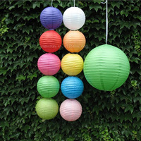 40cm diameter paper lantern for home decoration