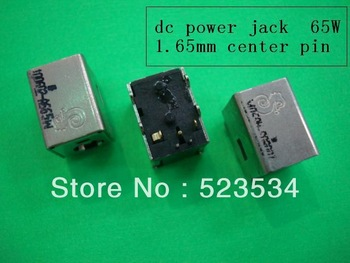 Laptop  DC POWER JACK  for HP Pavilion DV6000 ,DV9000/Compaq Presario V6000 65W Version: V6000, V6100, V6200, V6300, V6400